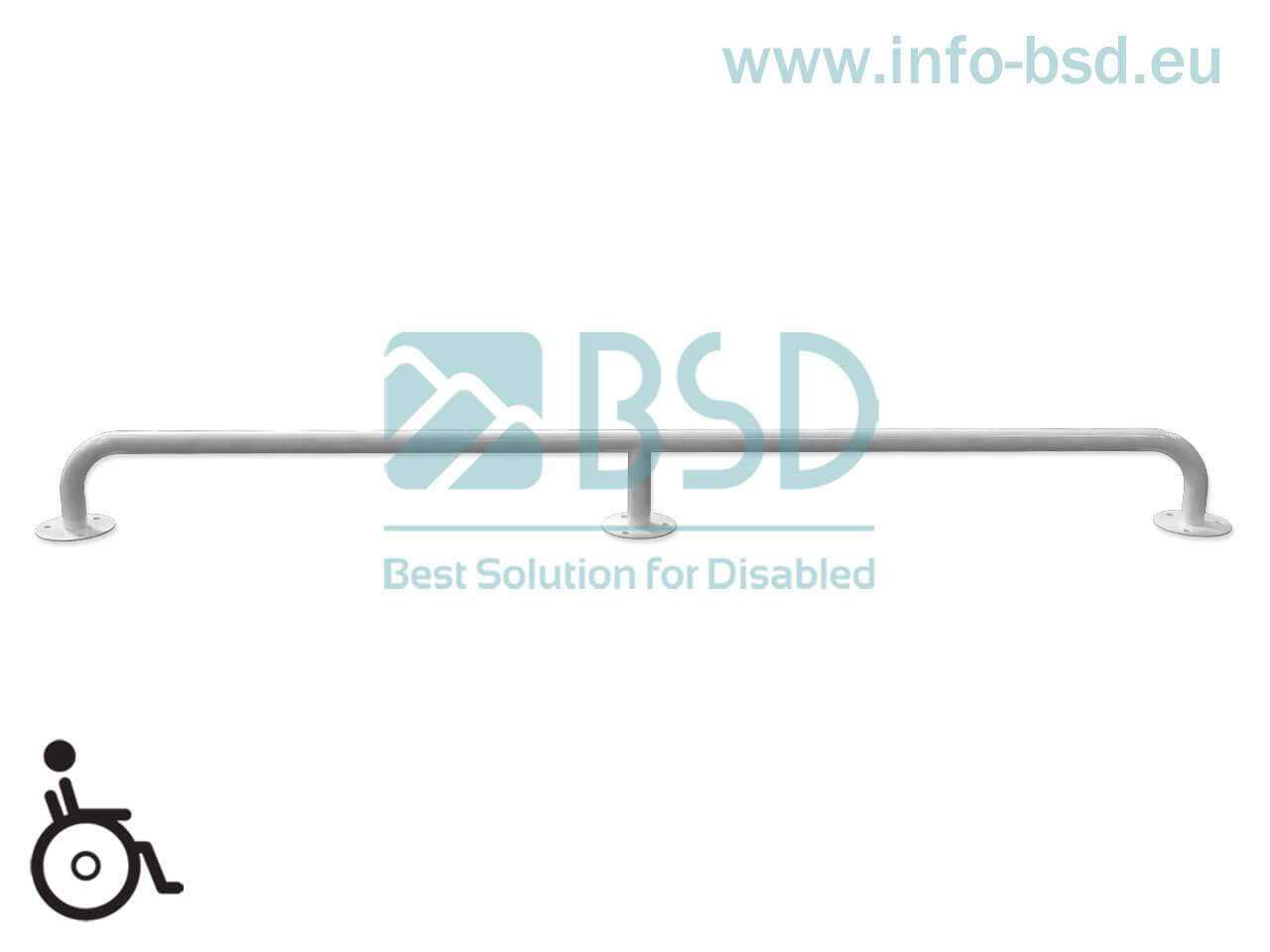 uchwyt prosty dla niepelnosprawnych seria simply UP 11-20 B25